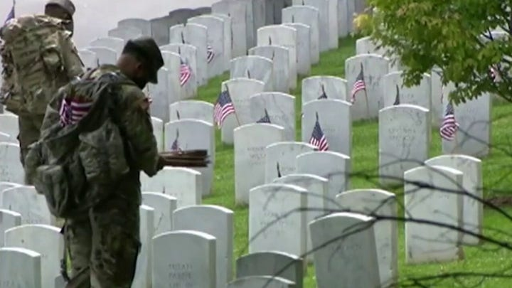 Observing Memorial Day amid COVID-19 pandemic
