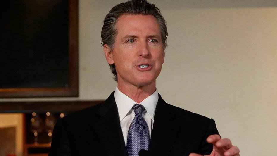 DOJ issues warning to California governor saying shutdown singles out houses of worship
