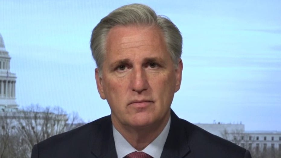McCarthy: Pelosi hasn't accomplished one thing during the pandemic