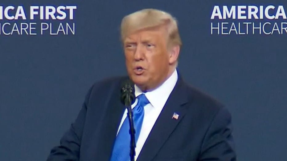 Trump touts return of Pac-12's college football season: 'You're welcome!!!'