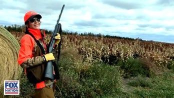 Hunting with Kristi Noem: South Dakota governor says sport 'keeps me grounded'