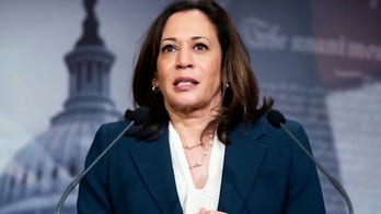 Critics slam mainstream media's rush to cast Kamala Harris as moderate: 'Absolutely, it's coordinated'