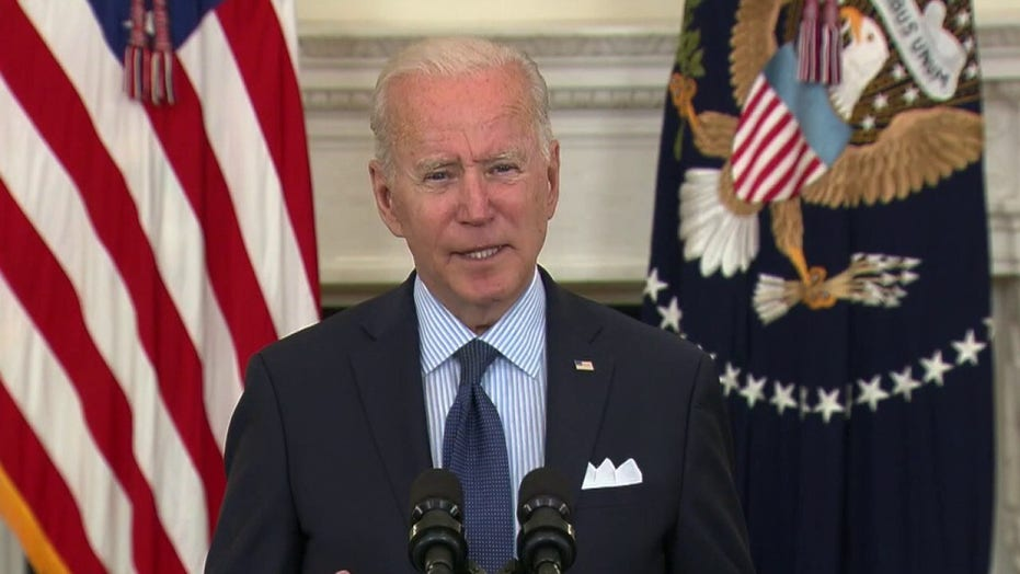 Biden incentivizes vaccination by bribing those who are reluctant
