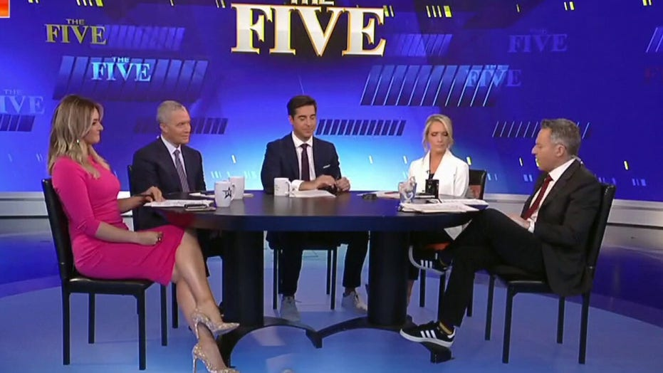 Gutfeld tears into Dems' IRS bank-monitoring plan: 'We are barreling towards an authoritarian utopia'