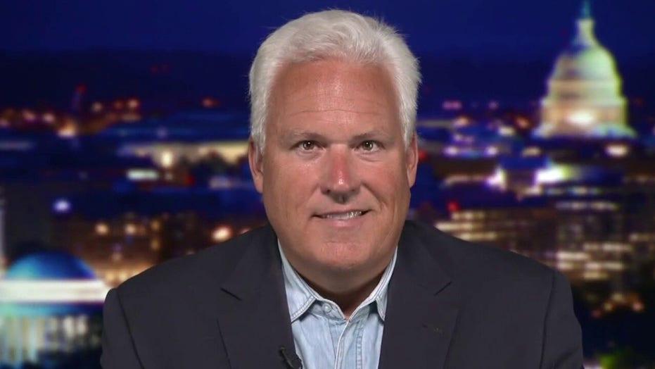 Matt Schlapp: Biden's 'new normal' includes socialism, inflation, racial divisions