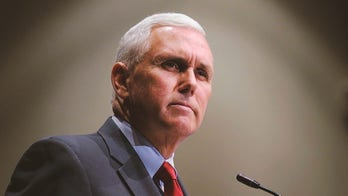 Simon & Schuster employees sign petition to cancel Pence's book
