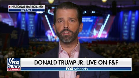 Donald Trump Jr. on Dems' reaction to the administration's handling of coronavirus