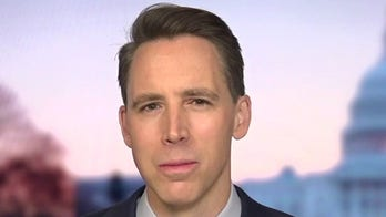 Hawley slams 'Mr. Unity' Joe Biden for criticism of red states' 'Neanderthal thinking'