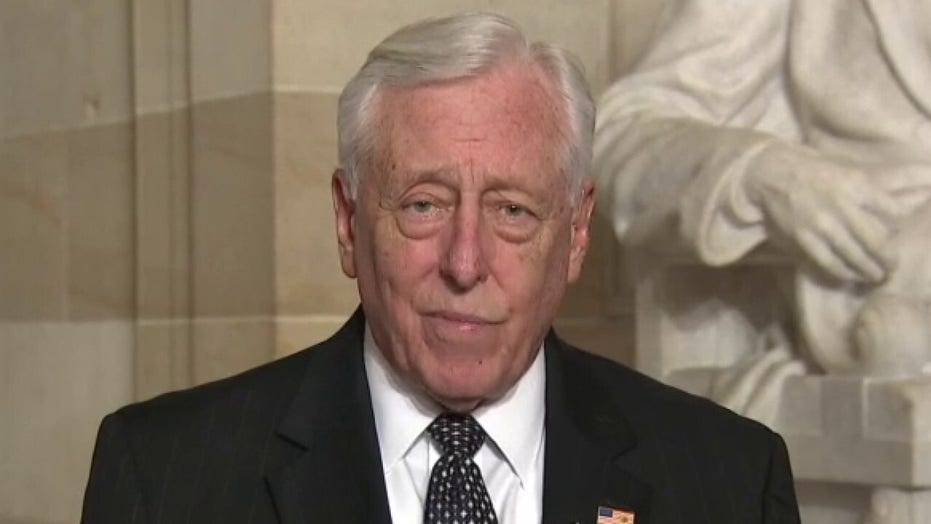 Rep. Hoyer: This is the first impeachment in history without witnessess