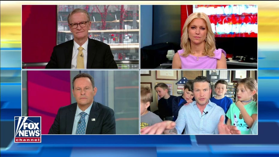 Pete Hegseth's tips for parents teaching at home