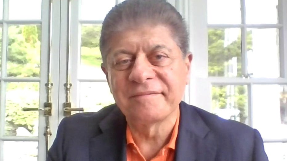 Judge Andrew Napolitano reacts to Trump saying houses of worship are essential
