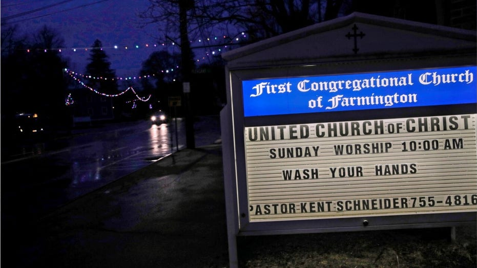 Church signs spread good words during coronavirus pandemic