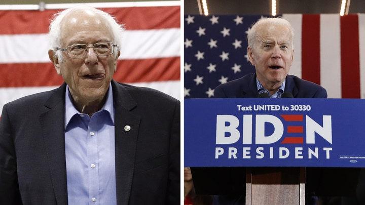 Friday's Lightning Round: Sanders and Biden are last men standing in Democratic presidential race