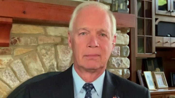 Rep. Ron Johnson: Democrats only support law enforcement that protect them
