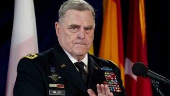 Gregg Jarrett:Gen. Milley's alleged treachery and betrayal merit a court-martial
