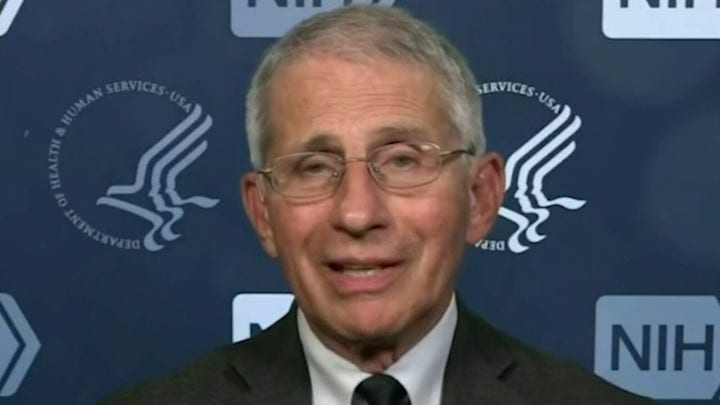 Fauci tells unvaccinated Americans to 'get over it,' calls hesitancy 'political'
