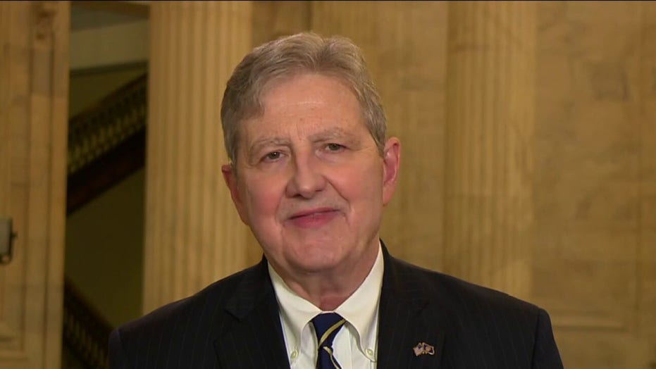 Sen. Kennedy reveals the truth about the bipartisan infrastructure bill