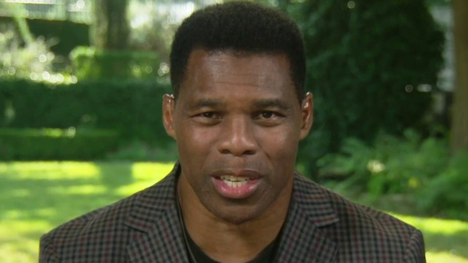 Herschel Walker on his friendship with Trump