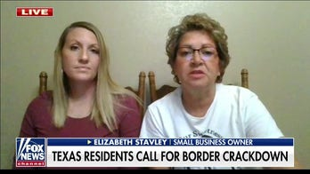 Texas resident: Biden admin 'demonizing' men, women defending US borders