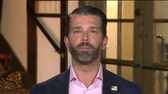 Donald Trump Jr. weighs in on nationwide protests, June jobs report and 2020 election
