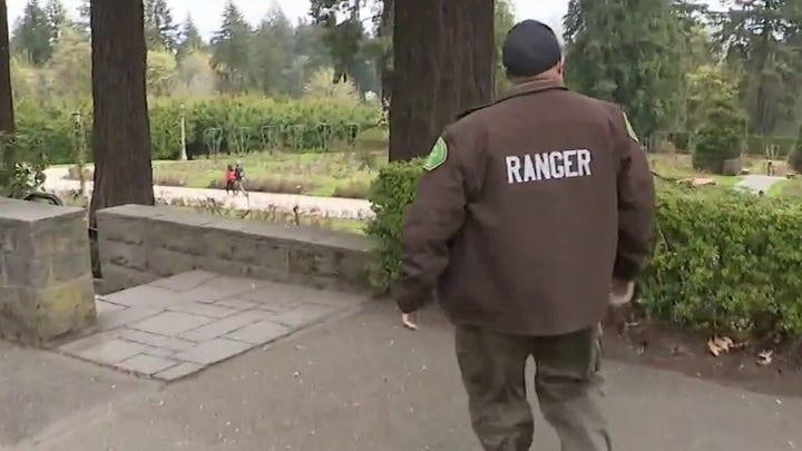 Portland hires unarmed park rangers amid crime surge