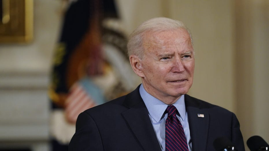 Biden says once he defeats COVID, cancer is next