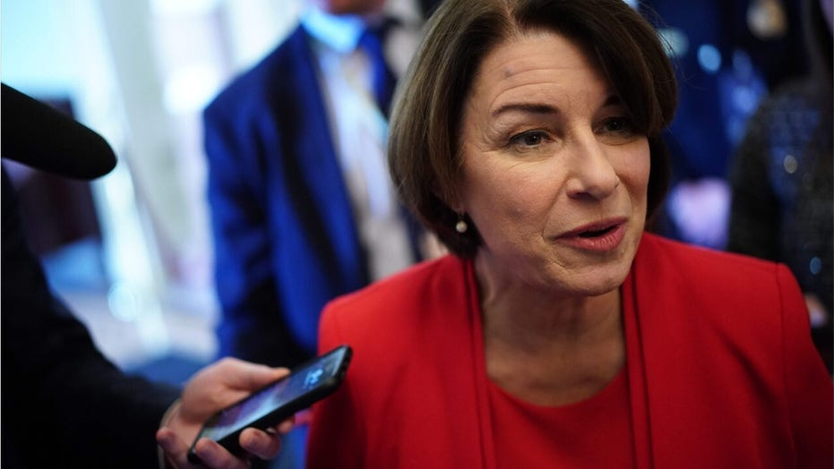 Where does Amy Klobuchar stand on the issues?