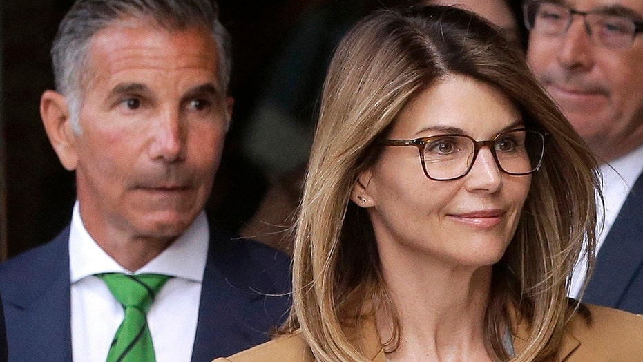Lori Loughlin is leaning on faith to get through prison sentence for college admissions scandal, source says