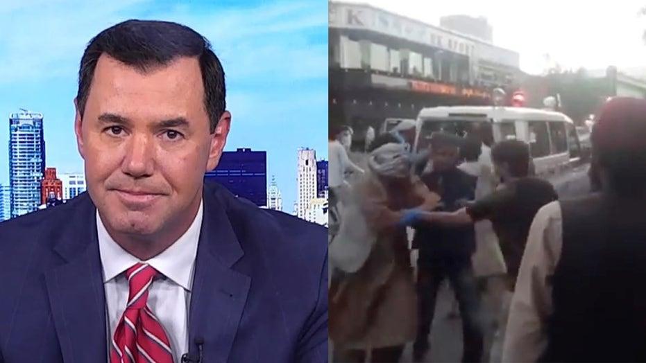 Joe Concha: Tragic Kabul massacre a consequence of Biden's Afghanistan mess
