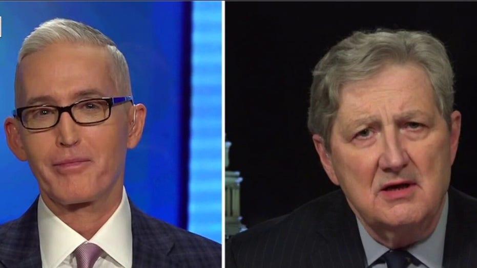 Sen. Kennedy blasts 'immeasurably foolish' Biden orders that will 'gut Louisiana like a fish'