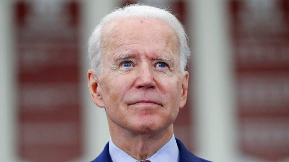 Biden says he's sympathetic to anger of George Floyd protesters