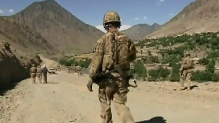 Afghan veterans relay a message: Efforts are not futile