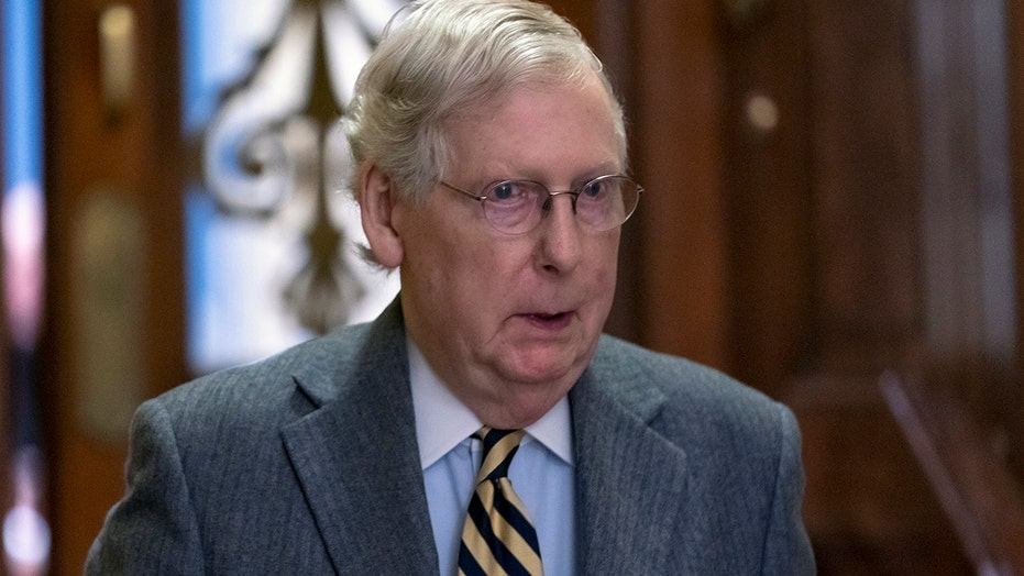 McConnell says GOP doesn't have votes to block impeachment witnesses