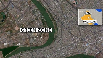 Rocket fired at Baghdad's international airport