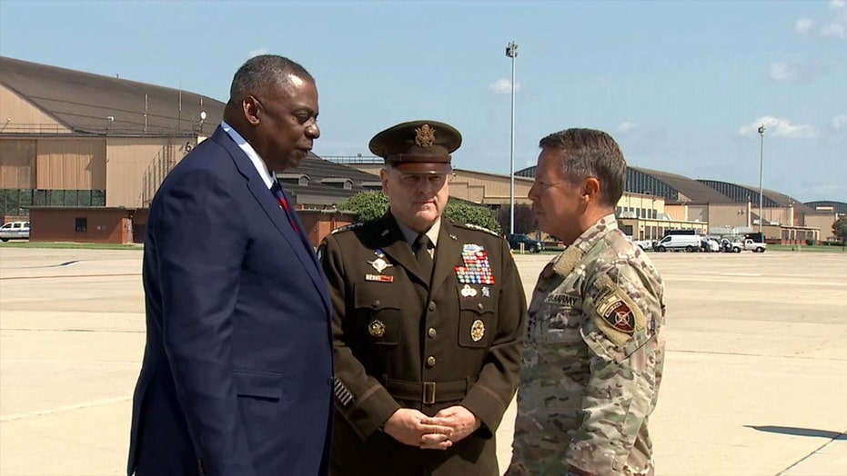 Fmr top US general in Afghanistan gets 'well done' upon return, as Taliban take key border post with Pakistan