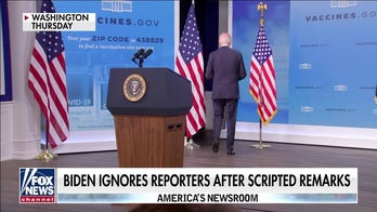 Howie Kurtz: Biden has abandoned control of the news cycle