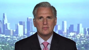 McCarthy: Democrats attacking Barrett's faith are 'just frightened' of her 'brilliant mind'
