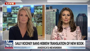 Morgan Ortagus reacts to author rejecting Israeli publisher over support of BDS movement