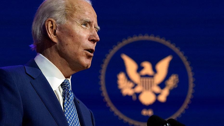 Biden transition hangs in limbo, awaiting GSA certification