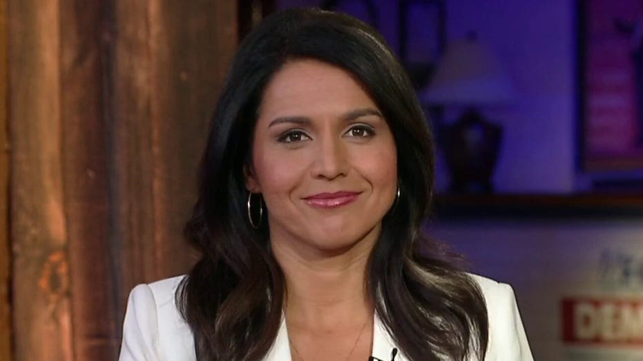 Gabbard: Voters need to know their votes will be counted, voices heard