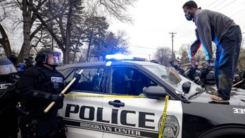 Left pushes anti-police rhetoric as Democrat leaders honor fallen Capitol officer