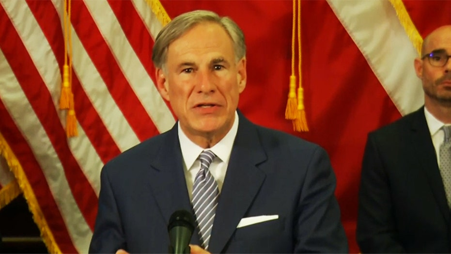 Governor Abbott issues an executive order to ease restrictions on Texas
