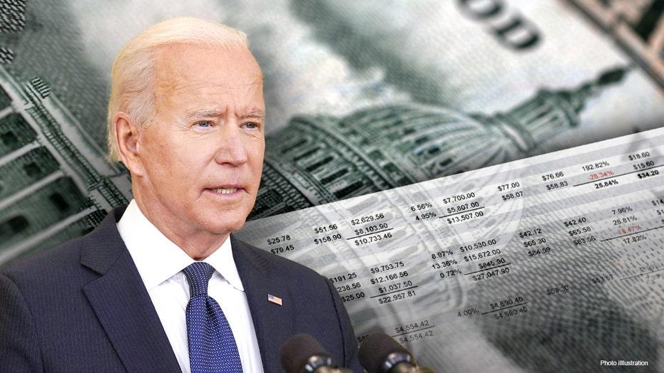Biden agenda in limbo amid 'intense' reconciliation talks, Dems allegedly holding infrastructure 'hostage'