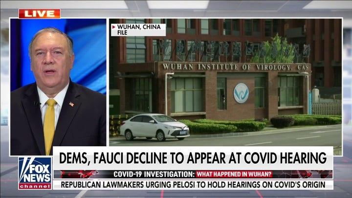 민주당과 Fauci는 COVID 청문회에 출두하지 않는다