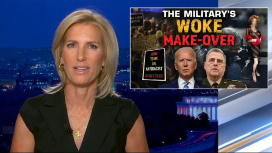Ingraham: Biden administration is determined to use race as a political weapon