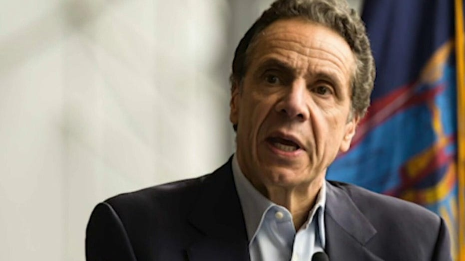 Newly lockdown-averse Cuomo says rapid COVID testing key to reopening NY economy
