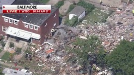 Baltimore gas explosion levels homes; at least 1 woman killed, rescues underway