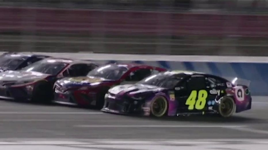NASCAR revs up for its return on Sunday, May 17 on FOX