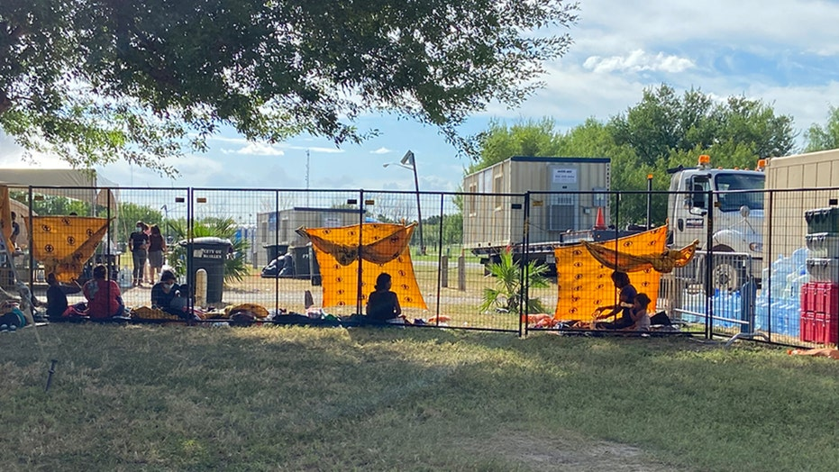 South Texas park now operating as COVID-19 quarantine camp for migrants