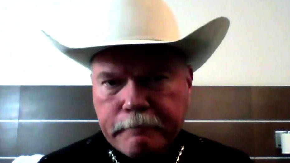 Texas sheriff: Fentanyl a 'clear and present threat' to Americans as border crisis grows